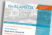 DTZ – Alameda Email Marketing Campaign